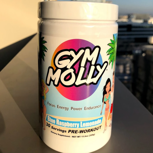 Gym Molly Bottle