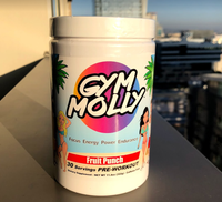 Gym Molly - Fruit Punch - Caffeine Free