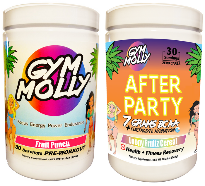 Fruit Punch + After Party Combo Pack