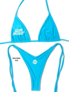 Gym Molly Bikini Blue