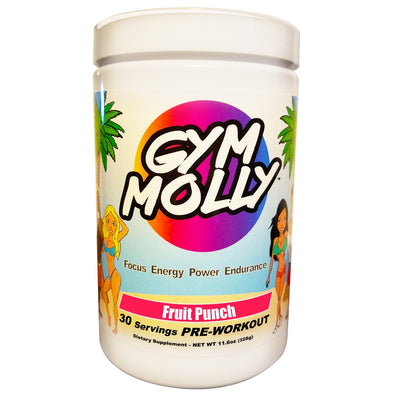 Gym Molly Fruit Punch