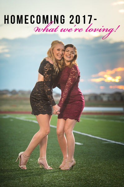 2017 Homecoming Dresses - New Styles at TBC Occasions!
