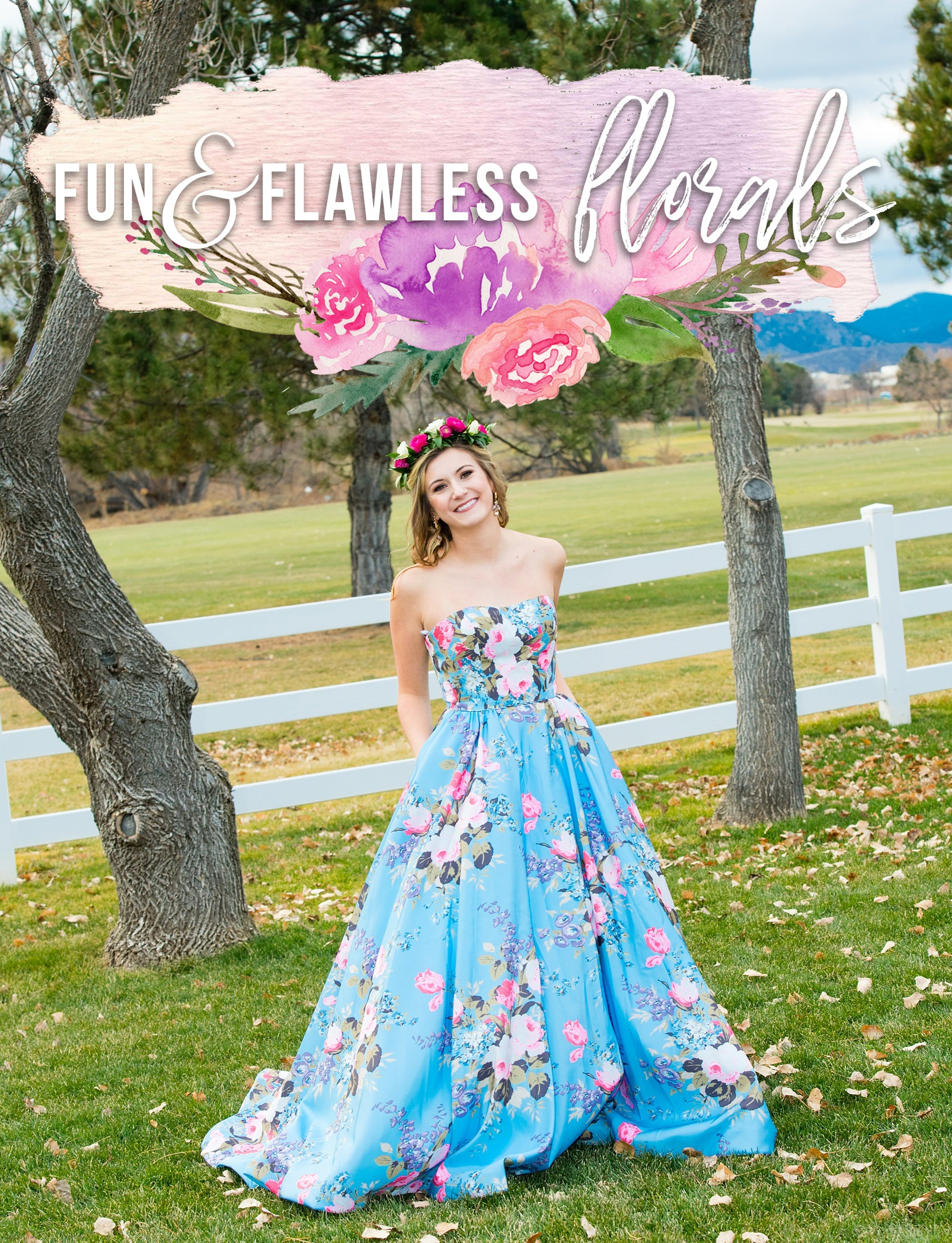 Fun and Flawless Florals