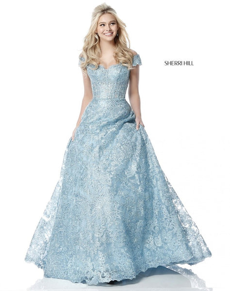 Sherri Hill 51573 Prom Dress The Bridal Collection TBC Occasions