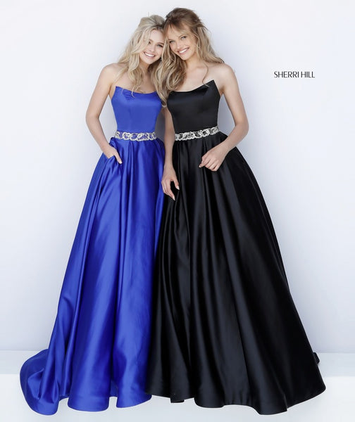 9d89325a865 Sherri Hill 51609 Prom Dress TBC Occasions The Bridal Collection