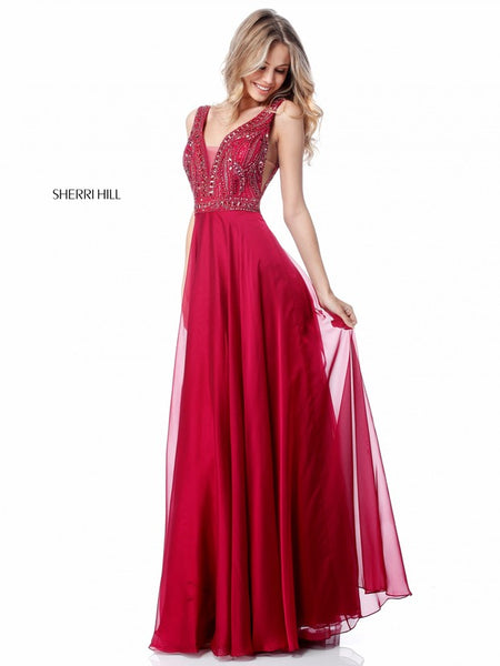 Sherri Hill 51847 Prom The Bridal Collection TBC Occasions