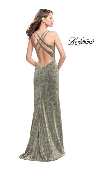La Femme 25901 Special Occasion Gown The Bridal Collection TBC Occasions
