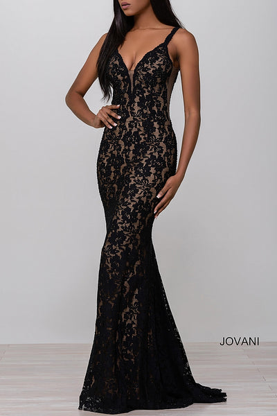 Jovani 48994A Special Occasion Dress The Bridal Collection TBC Occasions