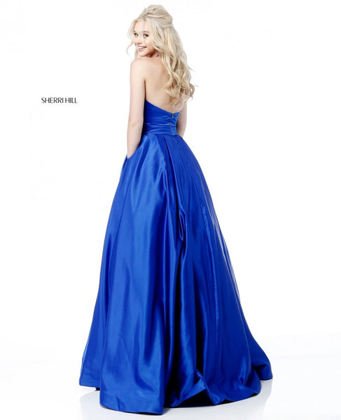 Sherri Hill 51729 Prom Dress The Bridal Collection TBC Occasions