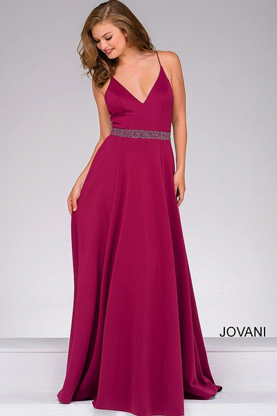 Jovani 47868 Special Occasion Dress The Bridal Collection TBC Occasions