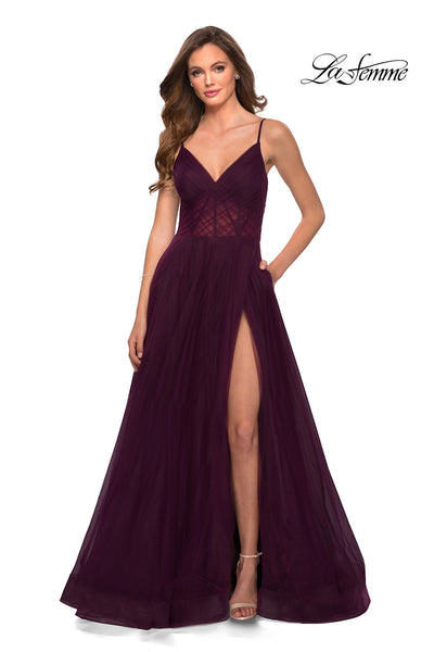 La Femme 29076 Special Occasion Dress TBC Occasions