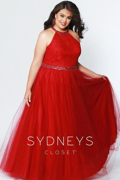 Sydney's Closet SC7247 Special Occasion Dress The Bridal Collection TBC Occasions