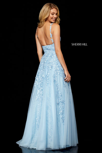Sherri Hill 52342 Special Occasion Dress The Bridal Collection TBC Occasions