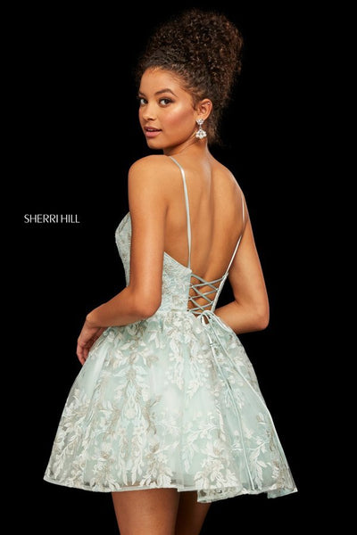 Sherri Hill 53074 Special Occasion Dress The Bridal Collection TBC Occasions