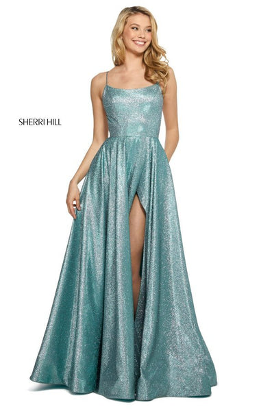 Sherri Hill 53118 Special Occasion Dress The Bridal Collection TBC Occasions