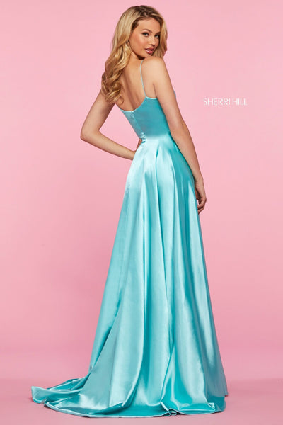 Sherri Hill 53299 Special Occasion Dress The Bridal Collection TBC Occasions