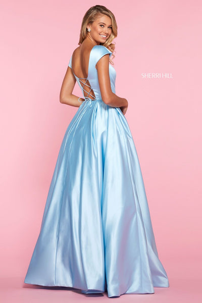 Sherri Hill 53315 Special Occasion Dress The Bridal Collection TBC Occasions
