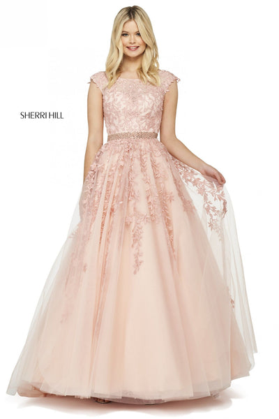 Sherri Hill 53356 Special Occasion Dress The Bridal Collection TBC Occasions