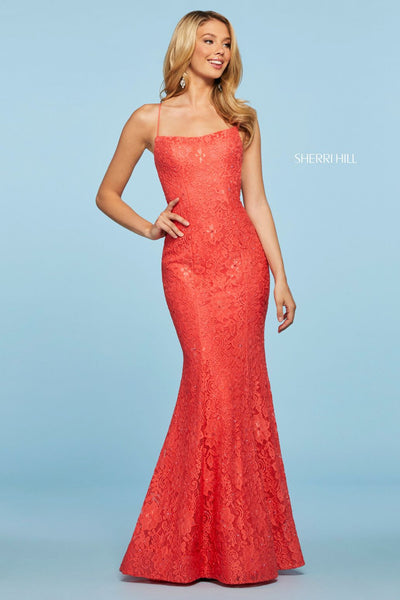 Sherri Hill 53359 Special Occasion Dress TBC Occasions