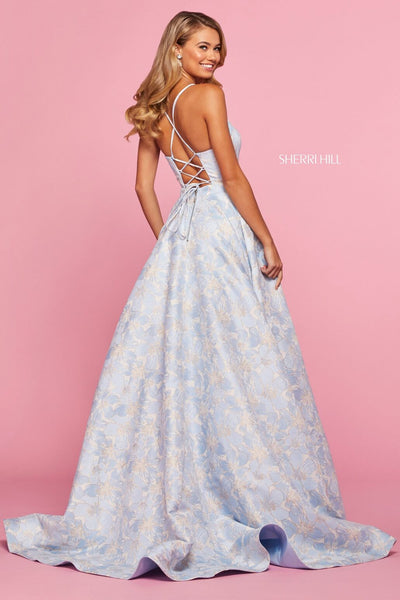 Sherri Hill 53397 Special Occasion Dress The Bridal Collection TBC Occasions