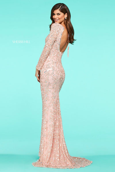 Sherri Hill 53451 Special Occasion Dress The Bridal Collection TBC Occasions