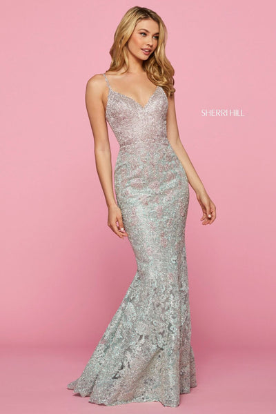 Sherri Hill 53507 Special Occasion Dress The Bridal Collection TBC Occasions