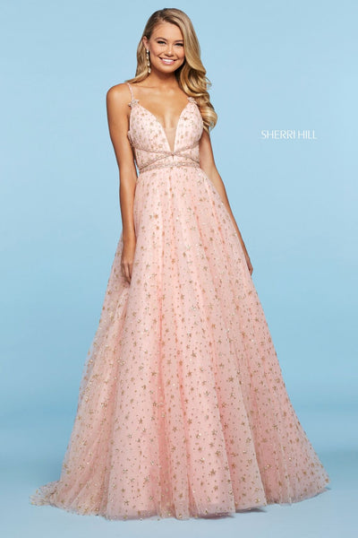 Sherri Hill 53526 Special Occasion Dress The Bridal Collection TBC Occasions