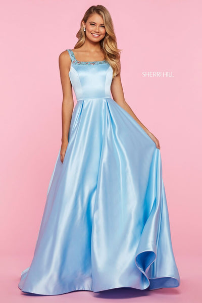 Sherri Hill 53528 Special Occasion Dress The Bridal Collection TBC Occasions