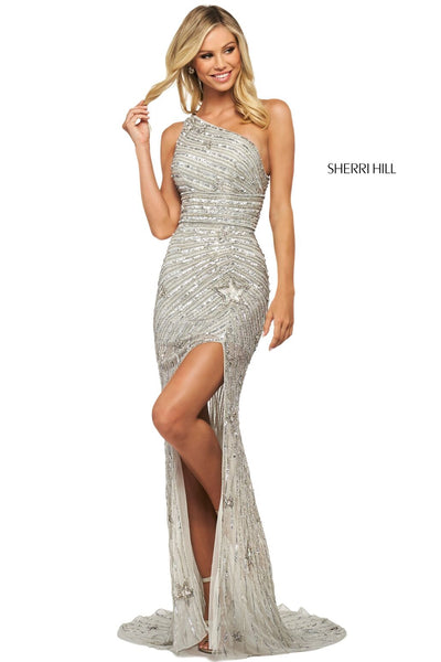 Sherri Hill 53784 Special Occasion Dress The Bridal Collection TBC Occasions