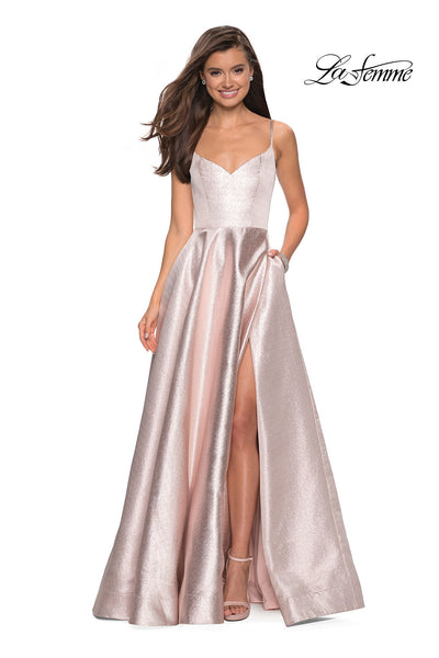 La Femme 27619 Special Occasion Dress The Bridal Collection TBC Occasions