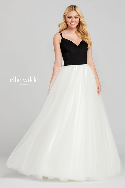 Ellie Wilde EW120072 Special Occasion Dress The Bridal Collection TBC Occasions