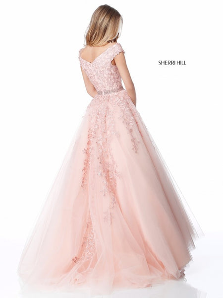 Sherri Hill 51905 Prom Dress The Bridal Collection TBC Occasions