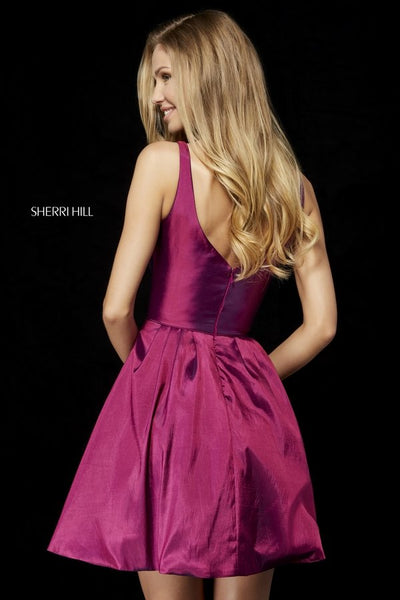Sherri Hill 52386 Homecoming Dress The Bridal Collection TBC Occasions