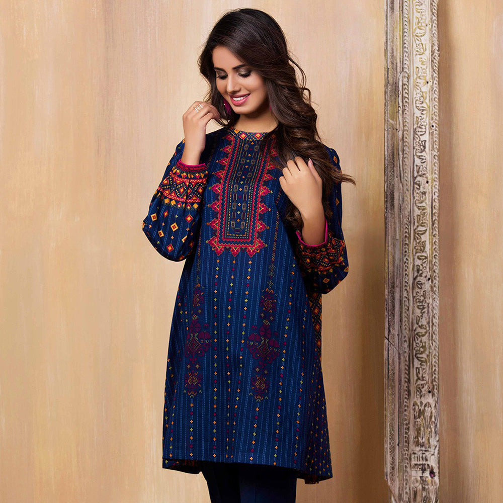 Kayseria Best Winter Dresses Collection 2017-18 Pret, Fabric ...