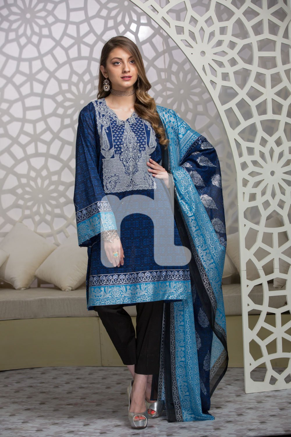 Nishat Linen Latest Eid Luxury Suits Collection 2018-2019 by diKHAWA ...