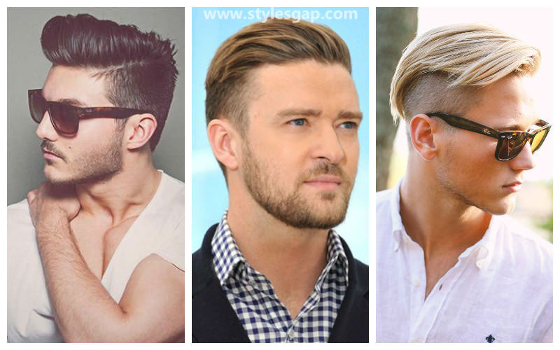 Men Best Hairstyles Latest Trends of Hair Styling & Haircuts