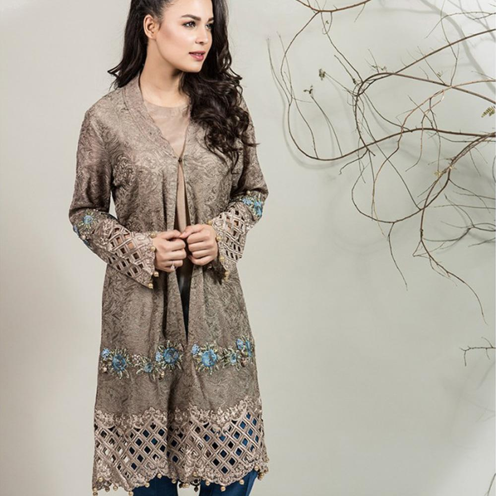 Birthday Dress Collection: Winter Party Wear Dresses By Maria B Stitched Collection