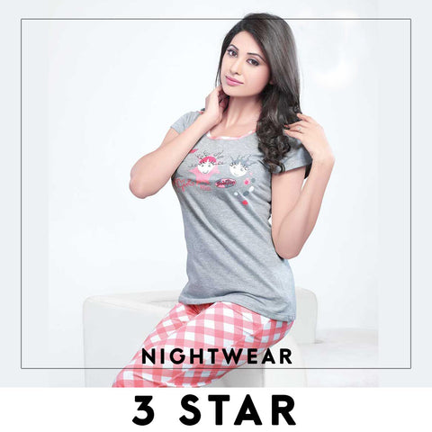 3 Star Nightwear