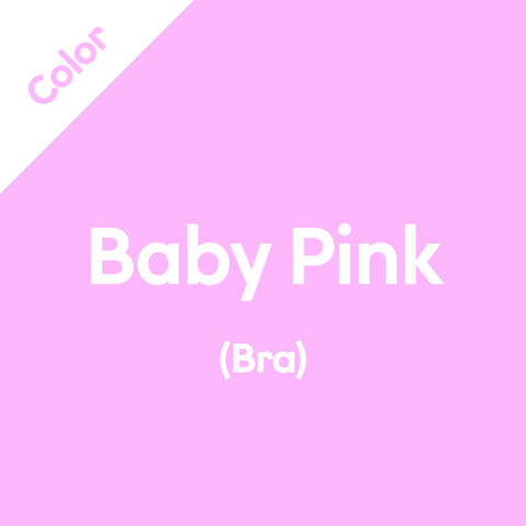 Baby Pink Bra Color