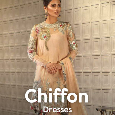 c76956c19e32 Chiffon Suits – Online Shopping in Pakistan - diKHAWA Fashion