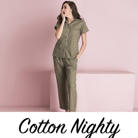 Cotton Nighty