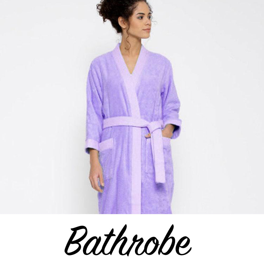 Ladies Bathrobe
