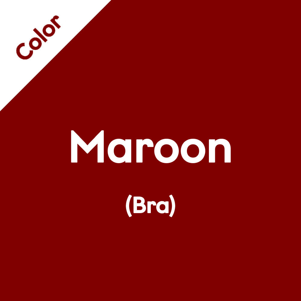 Maroon Bra Color