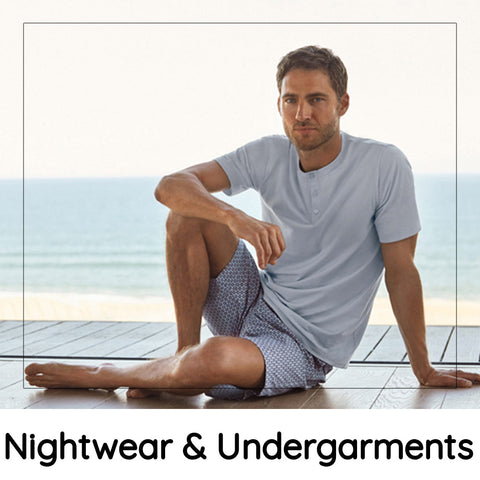 Mens Nightwear & Undergarments