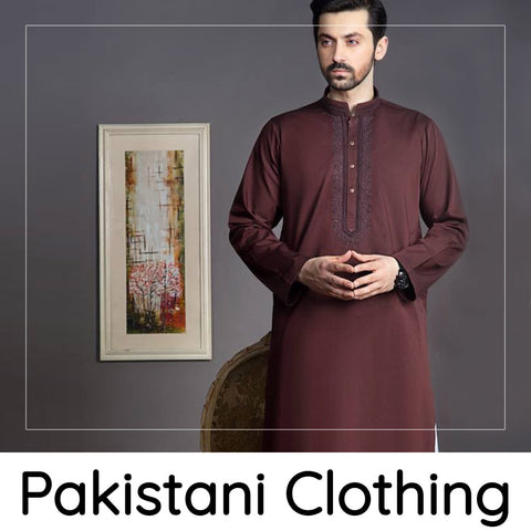 Mens Pakistani Clothing
