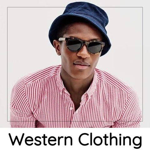Mens Western Clothing