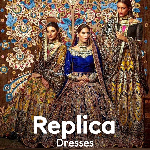 d1af1d574b Replica Lawn Suits Online Shopping in Pakistan » Master Replica Dresses –  Online Shopping in Pakistan - diKHAWA Fashion