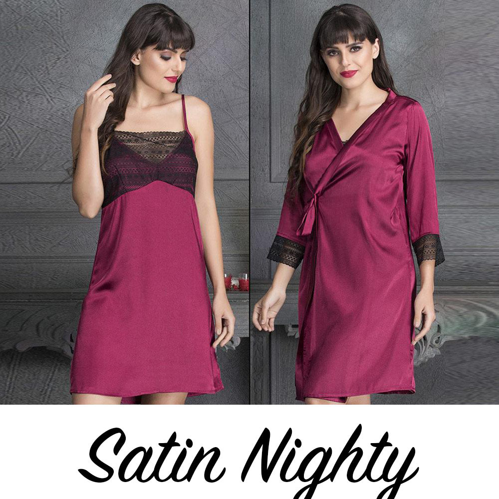 Satin Nighty