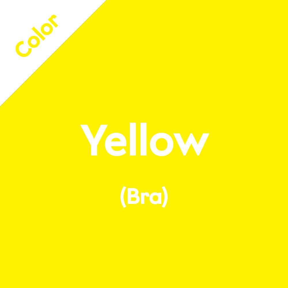 Yellow Bra Color