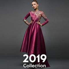2019 Collection Pakistani Dresses Designs